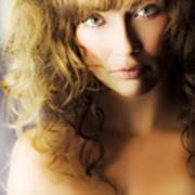 Beautiful Fashion Model Poster by Jorgo Photography - Wall Art Gallery