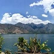Beautiful Lake Atitlan Poster