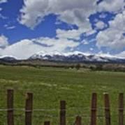 Beautiful Rocky Mountains Poster