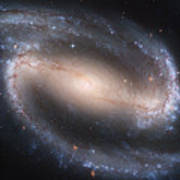 Beautiful Spiral Galaxy Poster