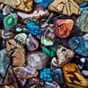 Beautiful Stones Poster