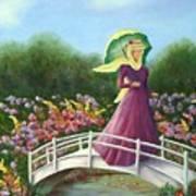 Beauty Wherever She Goes Poster