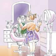 Beautysaloon Poster