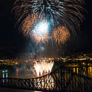 Beaver County Fireworks 2 Poster