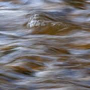 Beaver River Rapids Flow Poster