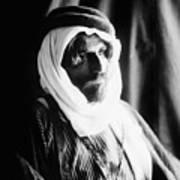 Bedouin Man, C1910 Poster