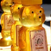 Bee My Honey Poster