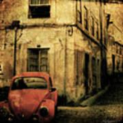 Beetle Coimbra Poster