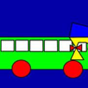Belinda the Bus Poster