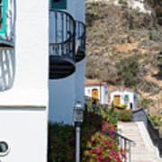 Santa Catalina Island Bell Tower Poster