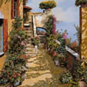 Bello Terrazzo Poster