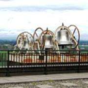 Bells At The Abbey Poster