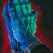 Belong Dead Poster by Ben Von Strawn