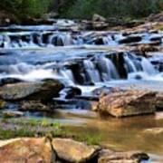 Below Toccoa Falls Poster