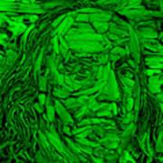 Ben In Wood Green Poster