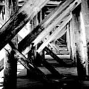 Beneath The Docks Night Poster
