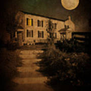 Beneath The Perigree Moon Poster
