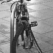Bent Wheel Poster