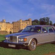 Bentley Automobile Poster
