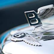 Bentley Hood Ornament Poster