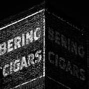 Bering Cigar Factory Poster
