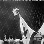 Berlin: Balloon Race, 1908 Poster