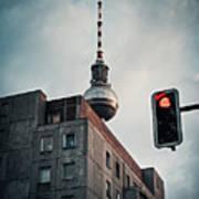 Berlin-mitte Poster