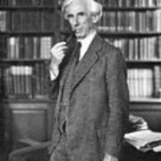 Bertrand Russell Poster
