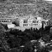 Bethlehem - Artas Convent Year 1900 To 1925 Poster