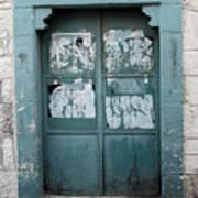 Bethlehem - Blue Door Poster