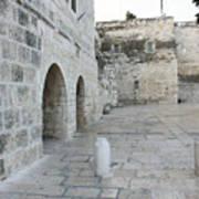 Bethlehem - Manger Square Poster