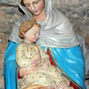 Bethlehem - Milk Grotto Church  Poster