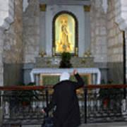 Bethlehem - The Rosary Poster