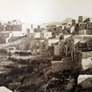 Bethlehem Old Main Street Poster