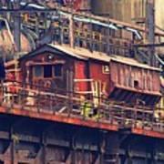Bethlehem Steel #10 Poster