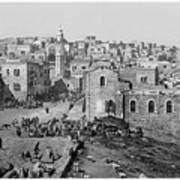 Bethlehem Year 1890 Poster