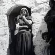 Bethlehemites Women 1900s Poster