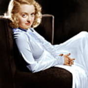 Bette Davis, Ca. Late 1930s Poster