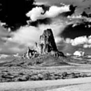 Between Monument Valley And Canyon De Chelley Poster