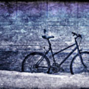 Bicycle Poster by Evelina Kremsdorf