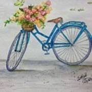 Bicycle I Poster