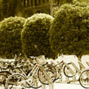 Bicycle Park 2 Poster