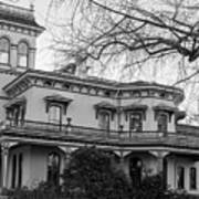 Bidwell Mansion Poster