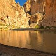 Big Bend Boquillas Canyon Poster