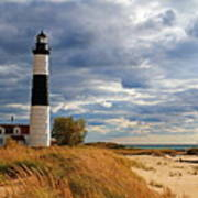 Big Sable Lighthouse #2 Poster