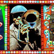 Big Sam's Voodoo Poster