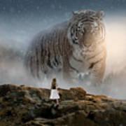 Big Tiger Poster