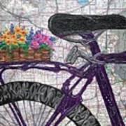 Bike Like #2 Poster