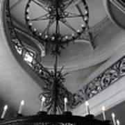 Biltmore Grand Staircase  Poster