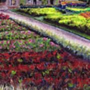 Biltmore Walled Gardens Poster